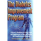 The Diabetes Improvement Programby Patrick Quillin