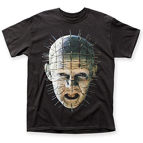Hellraiser Men's Pinhead Close-Up T-Shirt - S to XXL