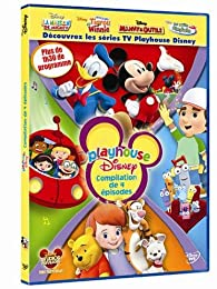Playhouse Disney - Compilation De 4 Épisodes