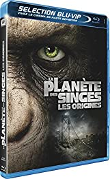 La Planète Des Singes : Les Origines+ Dvd + Copie Digitale