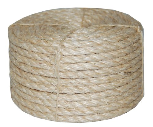 Read About T.W . Evans Cordage 23-410 3/8-Inch by 100-Feet Twisted Sisal Rope