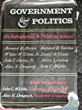 img - for Government and Politics: An Introduction to Political Science. book / textbook / text book
