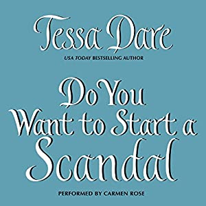 Do You Want to Start a Scandal Audiobook