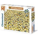 Clementoni - Puzzle de 1000 piezas con diseño de Minions (31450.8)