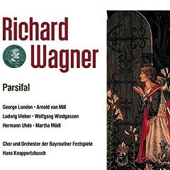 Parsifal-2 Aufzug: Ach! Ach! Tiefe Nacht!