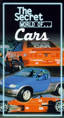 Secret World of Cars