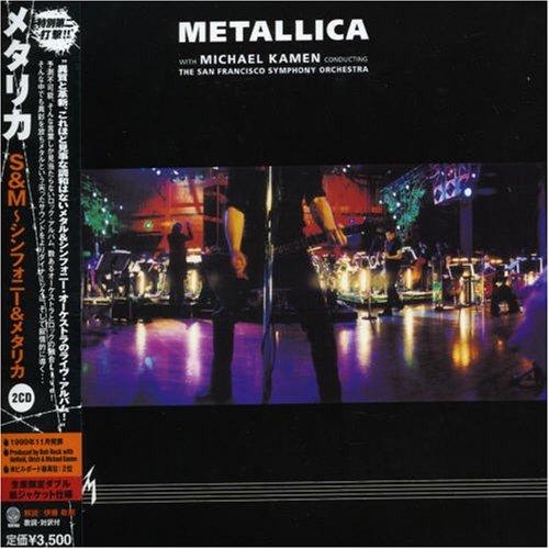 Amazon.com: Metallica, San Francisco Sympho: S & M (Mini Lp Sleeve