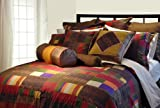 Pointehaven 12-Piece 100-Percent Cotton Luxury Bedding Ensemble, Marrakesh, ....