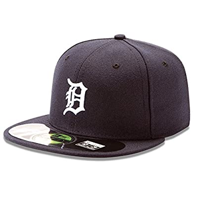 New Era Detroit Tigers Home Cap