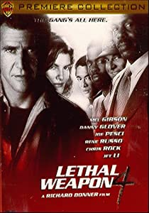 Lethal Weapon 4 (Widescreen)