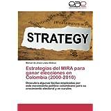 Estrategias del MIRA para ganar elecciones en Colombia (2000-2010): Descubra algunas tácitas empleadas por este...
