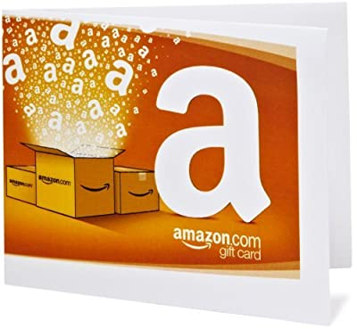 Amazon.com Gift Cards - Print at Home from The Rear View Camera Center