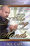img - for The Blessing Is In Your Hands book / textbook / text book