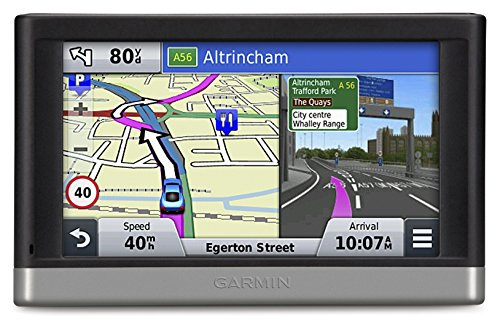 Best Price For Garmin Nuvi 2597lmt 5 Sat Nav With Uk And Full