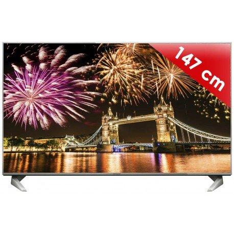 """Panasonic TX-58DX700F TV Ecran LCD 58 """" (147 cm) 1080 pixels Tuner TNT"""