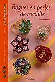 echange, troc Denise Hoerner - Bagues en perles de rocaille