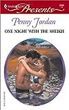 One Night With The Sheikh (Arabian Nights) (Harlequin Presents, 2332)