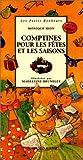 """Afficher """"Comptines pour les fêtes et les saisons"""""""