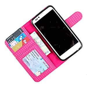 For Nokia Lumia N625 - PU Leather Wallet Flip Case Cover