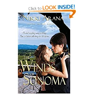 """The Winds of Sonoma"" by Nikki Arana :Book Review"