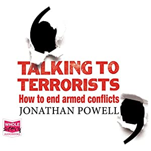 Talking to Terrorists Audiobook