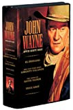 ジョン・ウェイン ボックス (初回限定生産) [DVD]