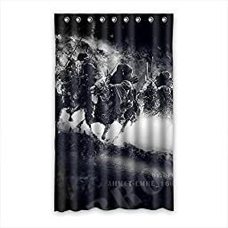 HS@AK Custom The Lord of the Rings Fabric Room Window Curtains 52\