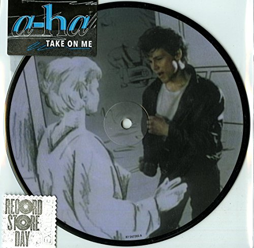 Take On Me / Take On Me (Live) (Picture Disc)