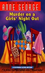 Murder on a Girls' Night Out (Southern Sisters Mysteries Book 1)