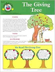 The Giving Tree: Activity Guide (Literature Notes, No ...