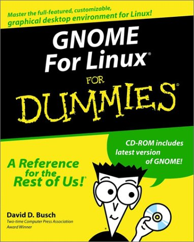 GNOME For Linux® For Dummies®