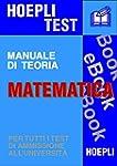 Matematica - Manuale di teoria: Per t...
