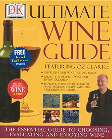Dorling Kindersley Multimedia DK Ultimate Wine Guide