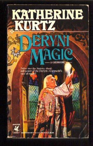 Deryni Magic (A Del Rey book), Kurtz,Katherine