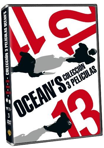 Pack: Oceans 11, 12 Y 13 [DVD]