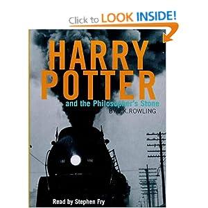 how to get stephen fry harry potter audiobook in us