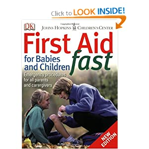 First Aid for Babies & Children Fast by DK Publishing