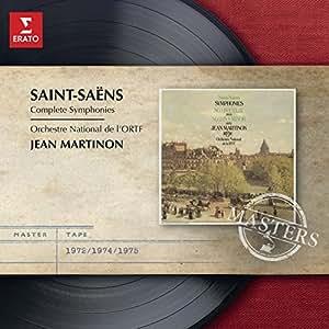 Saint-Saëns : Complete Symphonies