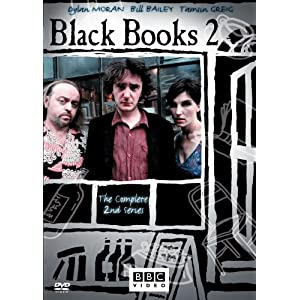 Black Books - The Complete Second Series movie
