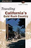 cover of Traveling California's Gold Rush Country