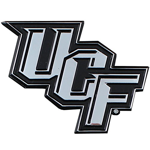 NCAA Central Florida Knights Chrome Auto Emblem (Central Florida Patch compare prices)