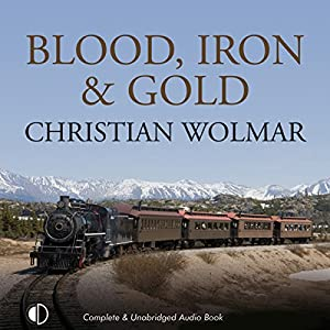 Blood, Iron, and Gold Hörbuch