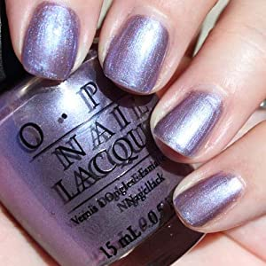 Opi Swiss Shades The Color To Watch (Pink) 0.5 oz.