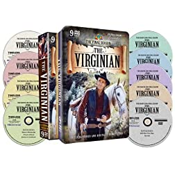 The Virginian: Season Eight (Final Season) - Collectable Embossed Tin!