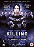 DVD - The Killing - Series 3 [DVD]