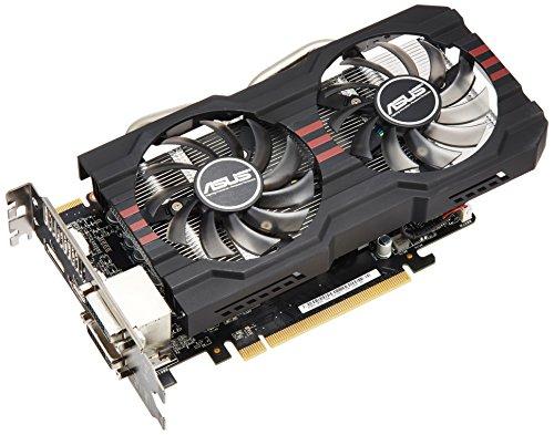 Asus Radeon R7 260X 2 GB DirectCU II Video Card (R7260X-DC2OC-2GD5