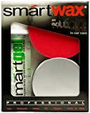 Smart Wax SW KIT6 Smartwax Tire&Wheel Kit - Smartgel + Rimwax + 2 Applicators