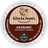 Gloria Jean's Coffee Hazelnut, K-Cup Portion Pack for Keurig Brewers 96-Count