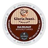 Gloria Jeans Coffee Hazelnut, K-Cup Portion Pack for Keurig Brewers 96-Count