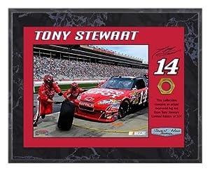 Tony Stewart 2010 Race-Used Lug Nut 8